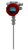 Resistance thermometer (RTD) with field mounted transmitter PR7501