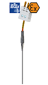 Intrinsically Safe Resistance Thermometer